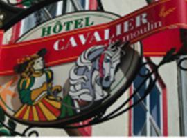 Hotel Le Cavalier Du Moulin