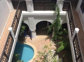 Zwin Zwin boutique-hotel, hotel in Marrakech