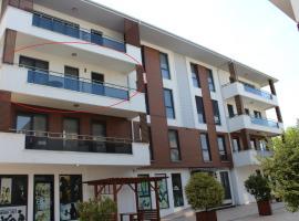 Marmaravizyon Apartment
