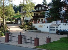 Hubertushof Hotel Garni