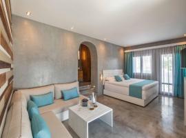 Melangel, hotel near Little Venice, Mikonos