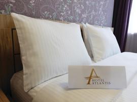Hotel ATLANTIS near Airport, hotel near Platform 3rd km Railway, Tbilisi City