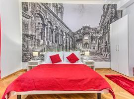 Split Urban Rooms III