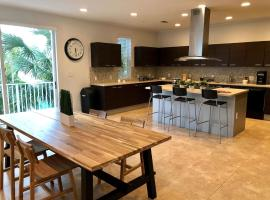NEW! House Close to Everything in Fort Lauderdale!