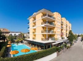 Hotel Imperial, hotel in San Benedetto del Tronto
