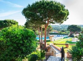 Hotel La Romarine, accessible hotel in Saint-Tropez