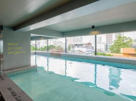 ZEN Rooms Space Taft Manila