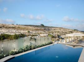 Cesca's Boutique Hotel, hotel in Xlendi