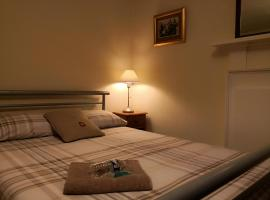 Tartanrooms, self catering accommodation in Edinburgh