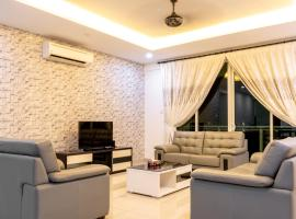 Meridian Sunset Suite by D Imperio Homestay