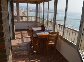 Apartment first line beach El Campello (Alicante)