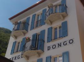 Albergo Dongo, accessible hotel in Dongo