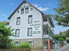 Haus Kehrwieder - Hotel am Kur-Café