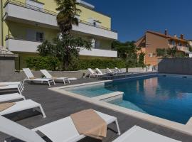 Villa Liburnum, luxury hotel in Zadar
