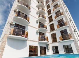 Hotel Absolute, отель в Витязеве