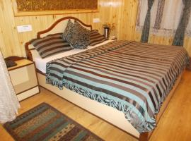 Comfortable Rooms Fitted With Modern Amenities