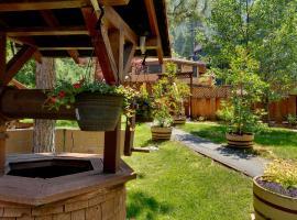 Heavenly Valley Townhouses, hotel near Heavenly Ski Resort, South Lake Tahoe