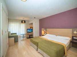 Hotel Oroel, hotel en Jaca