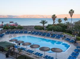 מלון לאונרדו פלאזה טבריה, מלון בטבריה