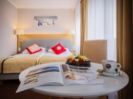 Hrebienok Resort Hotel, hotel in Vysoké Tatry