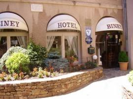 Hotel Biney, hotel in Rodez