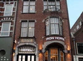 Hotel Iron Horse Leidse Square