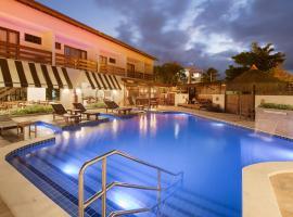 Pousada Quatro Estações, hotel in Porto De Galinhas