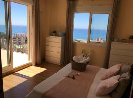 Rooms in Seafront Villa