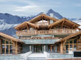 Chalet Residences Mathon, pet-friendly hotel in Ischgl