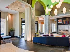 Hilton Garden Inn Raleigh/Crabtree Valley, hotel in Raleigh