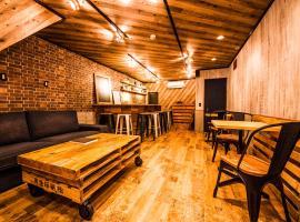 cafe house osaka วิลลาในโอซาก้า