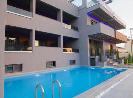 Hotel Yakinthos, hotel in Paralia Katerinis