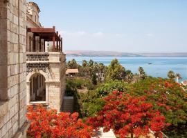 המלון הסקוטי, מלון בטבריה