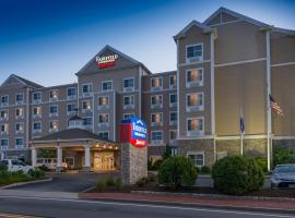 Fairfield Inn and Suites by Marriott New Bedford, hotel in New Bedford