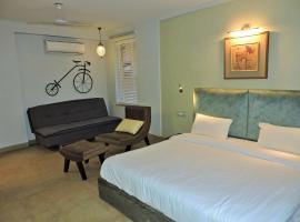 Villa da Sixth, self catering accommodation in Vagator