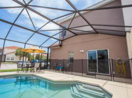 Four Bedrooms Townhouse 4563, hotel in Kissimmee