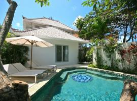Luxury 2 Bed Villa on the Beach!