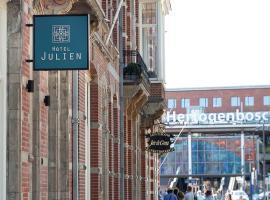 Hotel Julien, hotel in Den Bosch