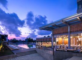 Eastin Ashta Resort Canggu, hôtel à Canggu près de: Temple Petitenget