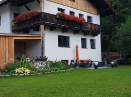 Ferienhaus Stricker, Hotel in Ehrwald