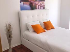 7 Rivers Hostel, hotel em Lisboa