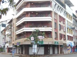 Hotel Arcadia, hotel near Immaculate Conception Church, Panaji