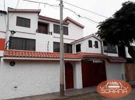 Villa Soriana