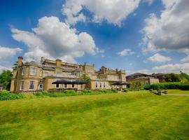 Best Western Chilworth Manor Hotel, hotel in Southampton