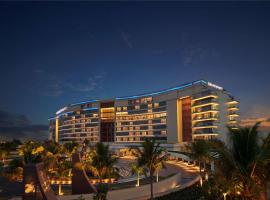 Grand Hyatt Kochi Bolgatty, accessible hotel in Cochin