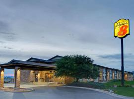 Super 8 by Wyndham Fort Collins, accessible hotel in Fort Collins