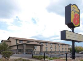 Super 8 by Wyndham Cortez/Mesa Verde Area, pet-friendly hotel in Cortez