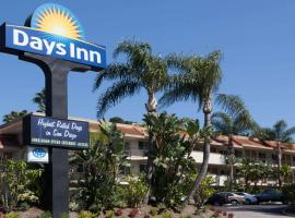 Days Inn by Wyndham San Diego Hotel Circle, hotel in San Diego