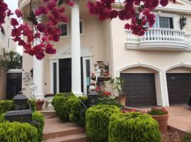 Santa Monica Luxury Roman Villa