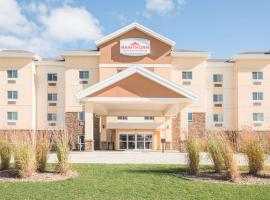 Hawthorn Suites by Wyndham Dickinson, hotel in Dickinson